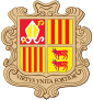 Principality of Andorra - Coat of arms