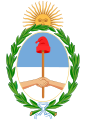 Argentine Republic - Coat of arms