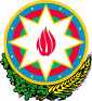 Republic of Azerbaijan - Coat of arms