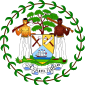 Belize - Coat of arms