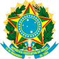 Federative Republic of Brazil - Coat of arms