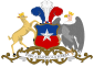 Republic of Chile - Coat of arms