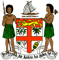 Republic of the Fiji Islands - Coat of arms
