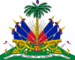 Republic of Haiti - Coat of arms