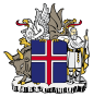 République d'Islande - Armoiries