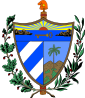 Republic of Cuba - Coat of arms