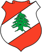 Republic of Lebanon - Coat of arms