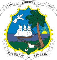 Republic of Liberia - Coat of arms
