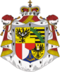 Principality of Liechtenstein - Coat of arms