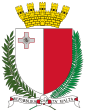 Republic of Malta - Coat of arms