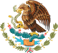 United Mexican States - Coat of arms