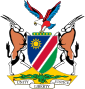 Republic of Namibia - Coat of arms
