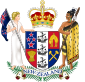 New Zealand - Coat of arms