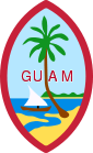 Guam - Coat of arms