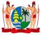 Republik Suriname - Wappen
