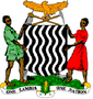 Republic of Zambia - Coat of arms