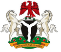 Federal Republic of Nigeria - Coat of arms