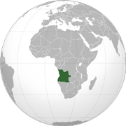 Republik Angola - Ort