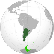Argentine Republic - Location