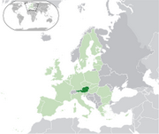 Republic of Austria - Location