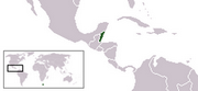 Belize - Location