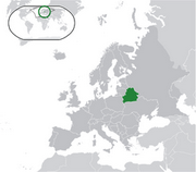 Republic of Belarus - Location