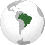 Federative Republic of Brazil - Location