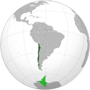 Republic of Chile - Location