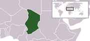 Republic of Chad - Location