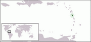 Commonwealth of Dominica - Location