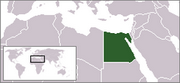 Arab Republic of Egypt - Location
