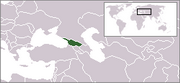 Georgia - Location