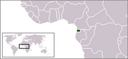 Republic of Equatorial Guinea - Location