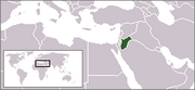 Hashemite Kingdom of Jordan - Location