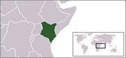 Republik Kenia - Ort