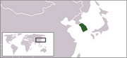 Republic of Korea - Location