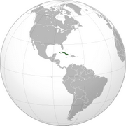 Republic of Cuba - Location