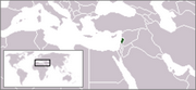 Republic of Lebanon - Location