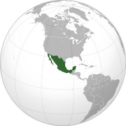 United Mexican States - Location