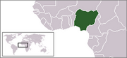 Federal Republic of Nigeria - Location