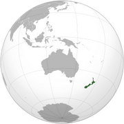 New Zealand - Location