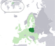 Republic of Poland - Location