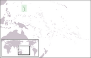 Commonwealth of the Northern Mariana Islands - Location