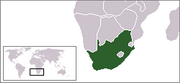 Republic of South Africa - Location