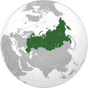Russian Federation - Location