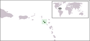 Federation of Saint Kitts and Nevis - Location