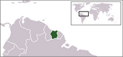 Republik Suriname - Ort