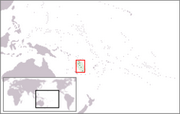 Republic of Vanuatu - Location