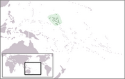 Republic of the Marshall Islands - Location